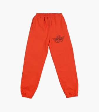 1-800 REMIX ORANGE SWEATPANTS